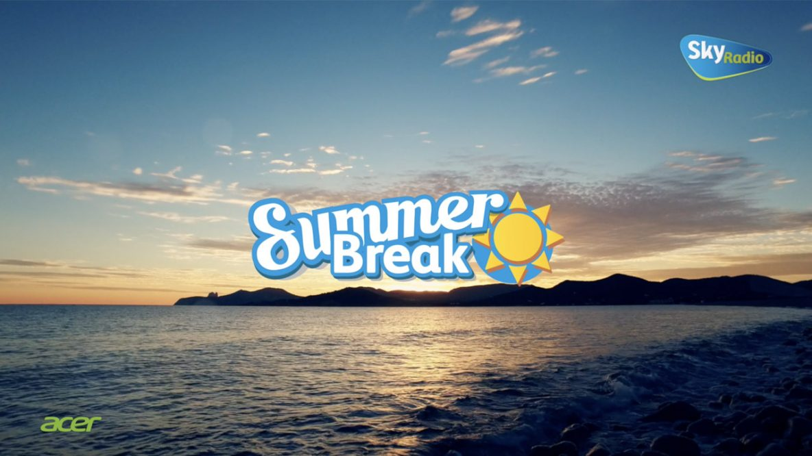 Sky Radio Summer Break