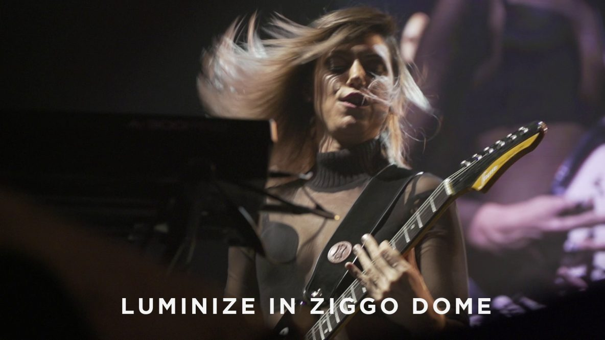 Luminize in Ziggo Dome